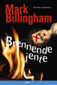 Brennende jente - Mark Billingham pdf epub