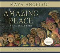 Book and Cd: Amazing Peace: A Christmas Poem