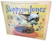Skippyjon Jones Presto-Change-O [With CD (Audio)]