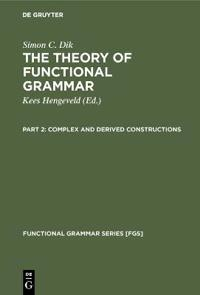 The Theory of Functional Grammar