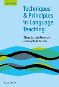 Techniques & Principles in Language Teaching