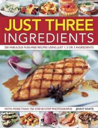 Just Three Ingredients