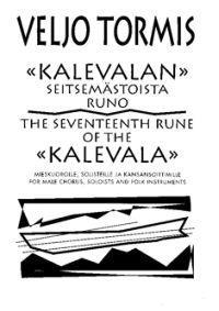 Kalevalan Seitsemastoista Runo: Ttbb