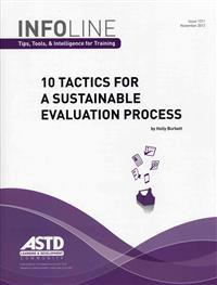 10 Tactics for Sustainable Evaluation Process