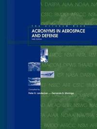 Acronyms in Aerospace and Defense