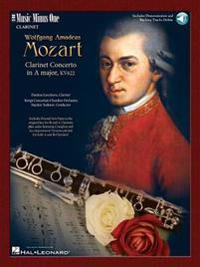 Mozart Clarinet Concerto in A Major, Kv622 [With 2 CDs]