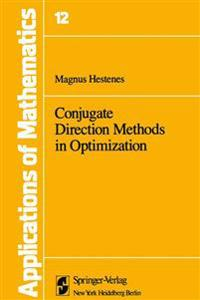Conjugate Direction Methods in Optimization