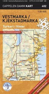 Vestmarka/Kjekstadmarka -  pdf epub