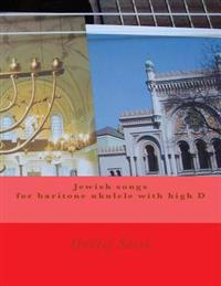 Jewish Songs for Baritone Ukulele with High D