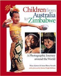 Children from Australia to Zimbabwe