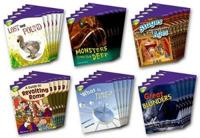 Oxford Reading Tree: Level 11A: TreeTops More Non-Fiction: Class Pack (36 books, 6 of each title)