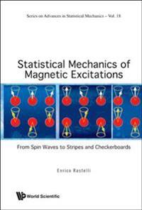 Statistical Mechanics of Magnetic Excitations