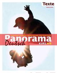 Panorama Deutsch 4-6 Textbuch
