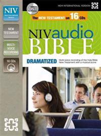 New Testament-NIV