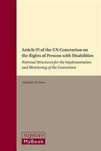 Article 33 of the UN Convention on the Rights of Persons With Disabilities