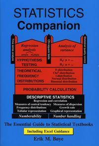 Statistics Companion