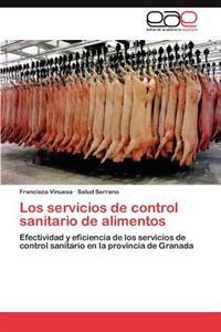 Los Servicios de Control Sanitario de Alimentos