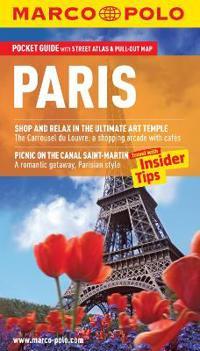 Paris Marco Polo Pocket Guide