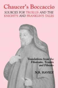 Chaucer's Boccaccio