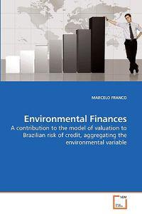 Environmental Finances
