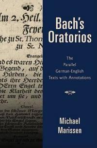 Bach's Oratorios
