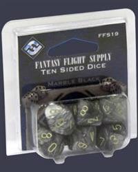 Fantasy Flight Supply: Ten-sided Dice