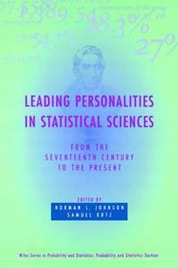 Leading Personalities in Statistical Sciences