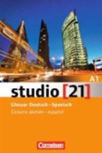 studio 21 Grundstufe A1: Gesamtband. Vokabeltaschenbuch Deutsch-Spanisch