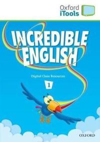 Incredible English: 1: iTools CD-ROM