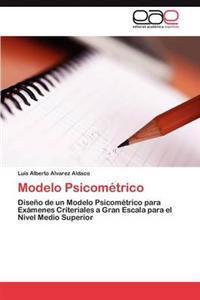 Modelo Psicometrico