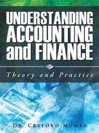 Understanding Accounting and Finance