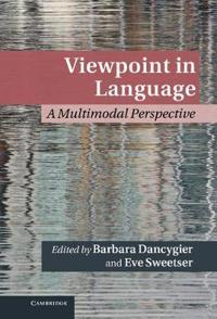 Cambridge Studies in Cognitive Linguistics