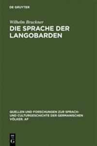 Die Sprache Der Langobarden