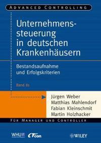 Unternehmenssteuerung in Deutschen Krankenhausern