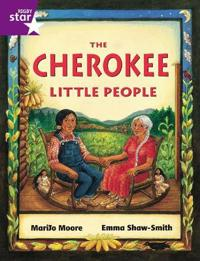 Rigby Star Guided 2 Purple Level: The Cherokee Little People Pupil Book (single)