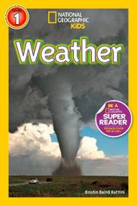 National Geographic Kids Readers: Weather