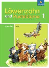 Löwenzahn und Pusteblume. Leselernbuch A. Arbeitsheft