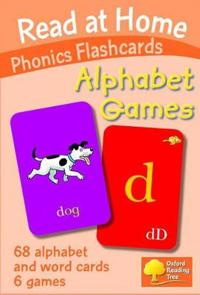 Read at Home: Rhyming Flashcards