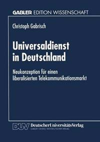 Universaldienst in Deutschland