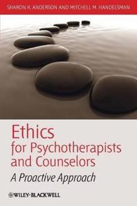 Ethics Psychotherapists Counse