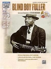 Blind Boy Fuller [With CD (Audio)]