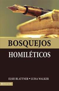 Bosquejos Homilecticos/ Homiletic Outlines