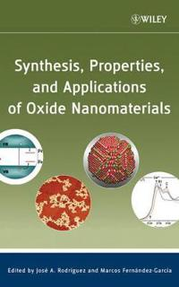 Synthesis, Properties, and Applications of Oxide Nanomaterials