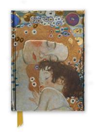 Klimt Three Ages of Woman Foiled Journal