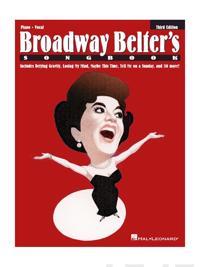 Broadway Belter's Songbook
