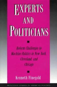 Experts and Politicians