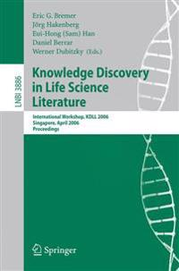 Knowledge Discovery in Life Science Literature