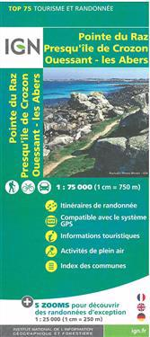 Ouessant / Les Abers / Crozon / Pointe du Raz