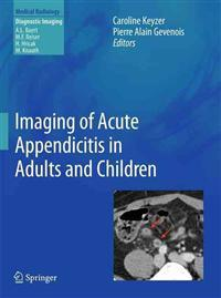 Imaging of Acute Appendicitis in Adults and Children