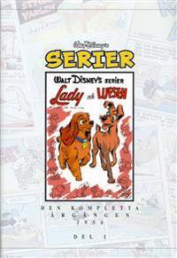 Walt Disney's Serier. Den kompletta årgången 1956. D. 1